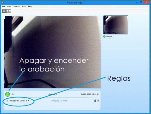 Imagen - Convierte tu PC en un centro de video vigilancia por movimiento