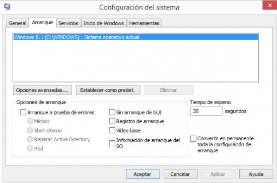 Imagen - Cómo arrancar en modo seguro Windows 8 (4 formas)