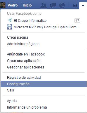 Imagen - Cómo desactivar la reproducción automática de vídeos en Facebook