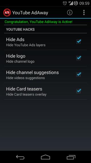 Imagen - Elimina la publicidad de YouTube en Android