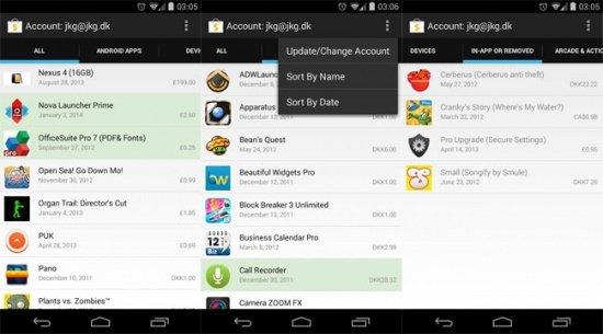 Imagen - Cómo ver las apps compradas en Google Play