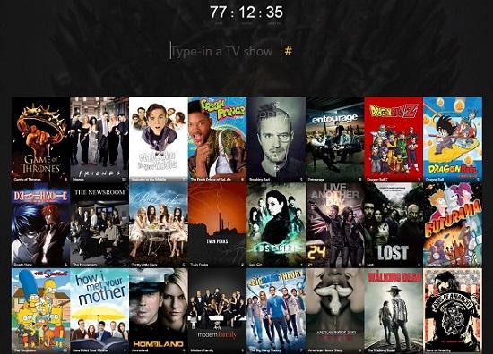 Imagen - ¿Cuánto tiempo has pasado viendo series? Descúbrelo en dos clics