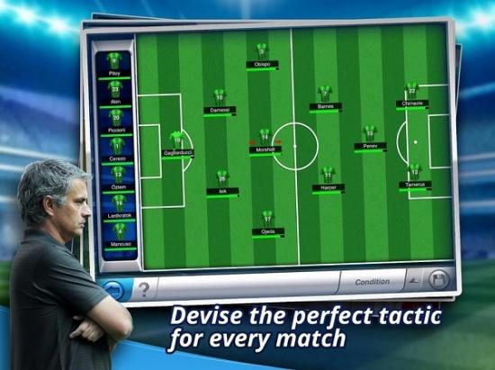 Imagen - Conviértete en presidente y entrenador de fútbol con Top Eleven