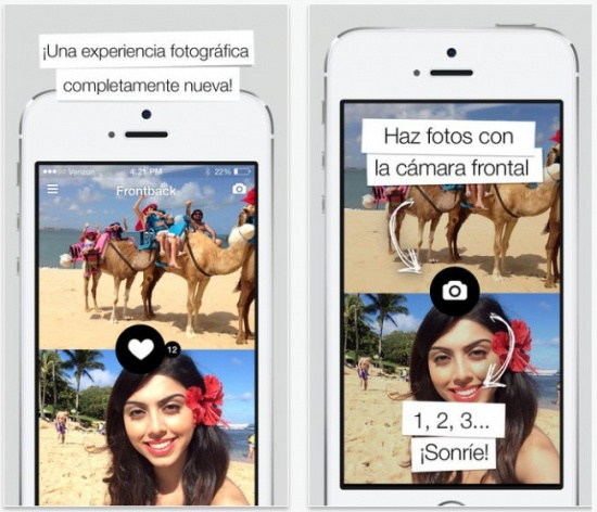 Imagen - 4 apps para hacer selfies con el móvil