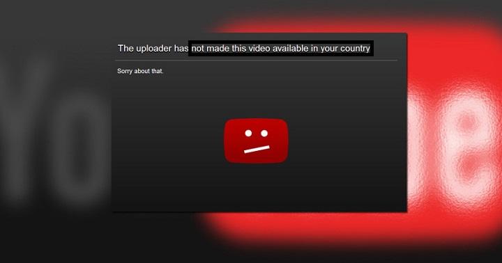 """Conoce por qué ese contenido """"no está disponible para tu región"""""""