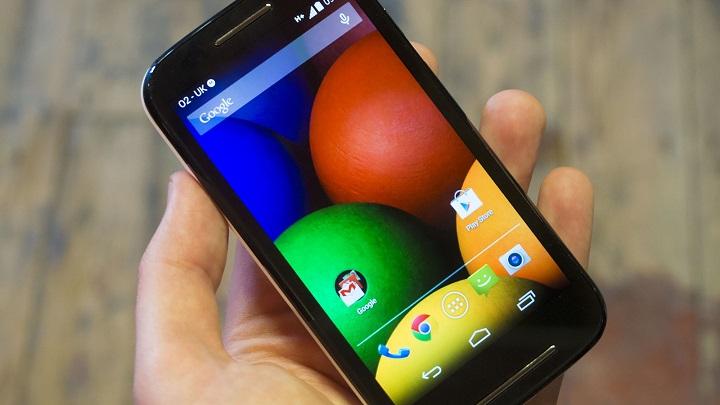 4 características que convierten al Moto E en el mejor smartphone básico
