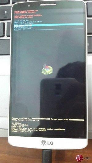 Imagen - Cómo rootear el LG G3