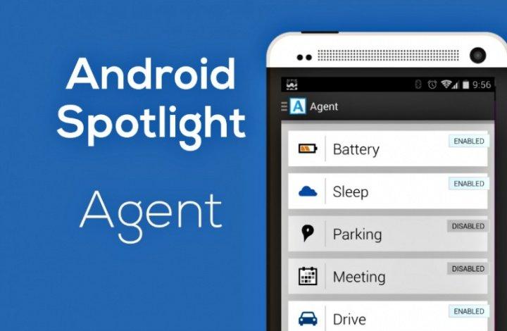 Agent, automatiza tu Android para cada momento