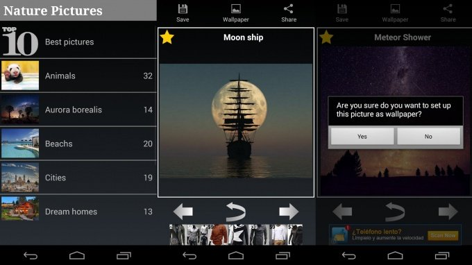 Imagen - Imagenes bonitas Fotos Gratis, fondos paradisíacos para tu Android