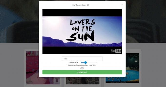 Imagen - Convierte un vídeo de YouTube en un GIF