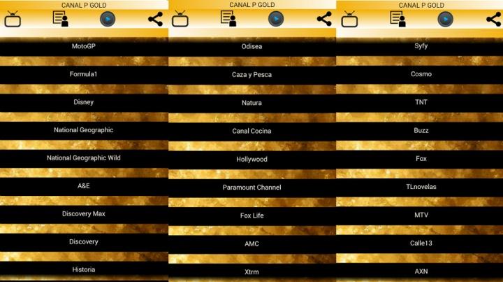 Imagen - Canal P y Splive TV: dos apps para ver fútbol, pelis y series gratis en Android
