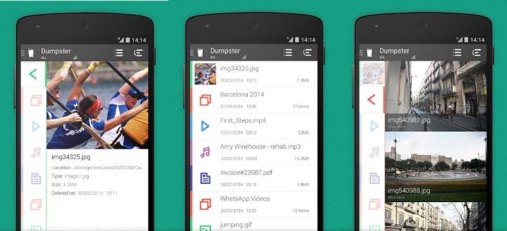 Imagen - 3 apps para recuperar fotos en Android