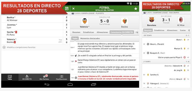 Imagen - 5 apps para seguir el fútbol en directo