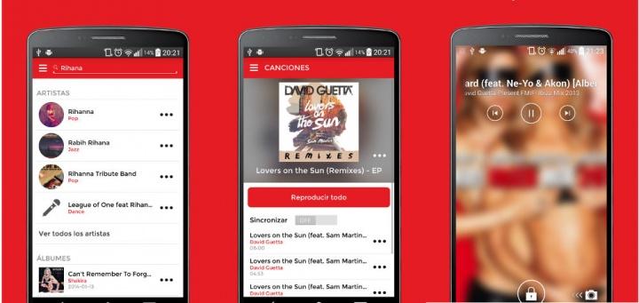 Imagen - 5 apps para escuchar música de YouTube en Android