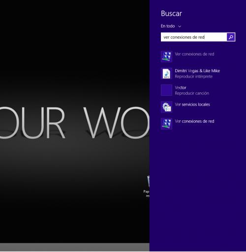 Imagen - Cambiar DNS en Windows 8/8.1