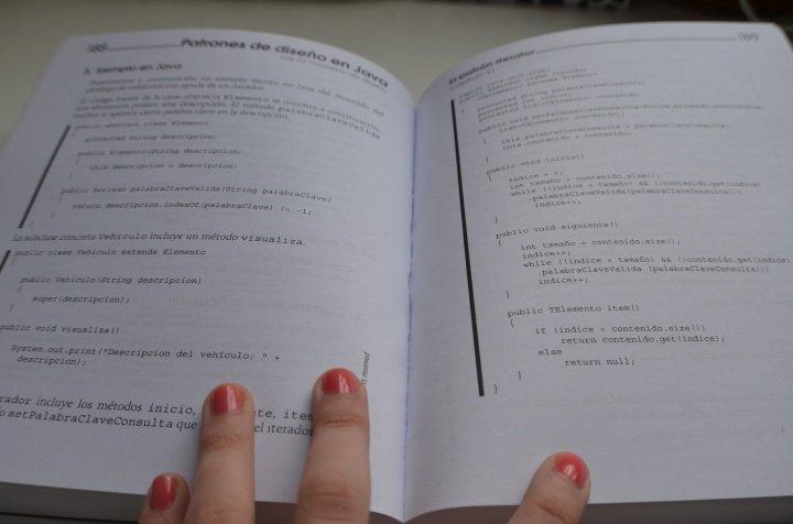 "Imagen - ""Patrones de diseño en Java"""