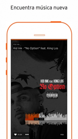 Imagen - 5 apps para escuchar música en el móvil