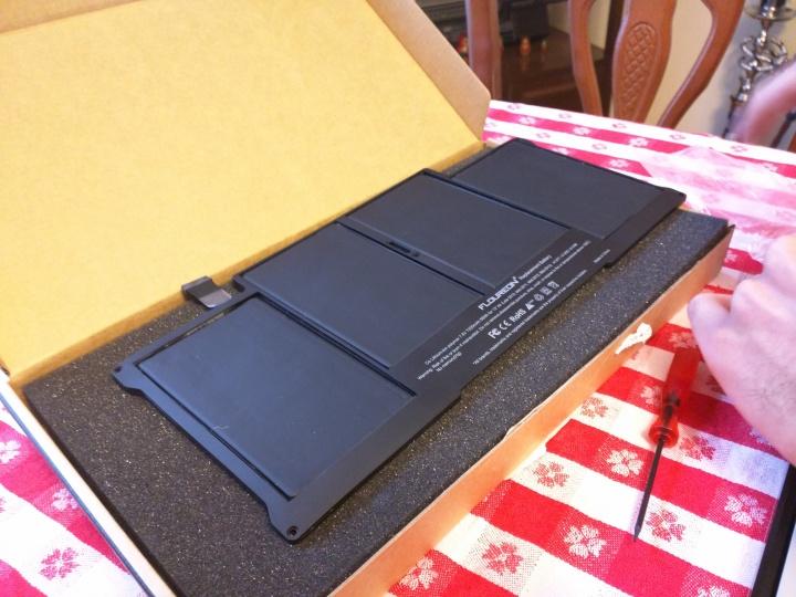 Imagen - Cómo cambiar la batería de MacBook Air