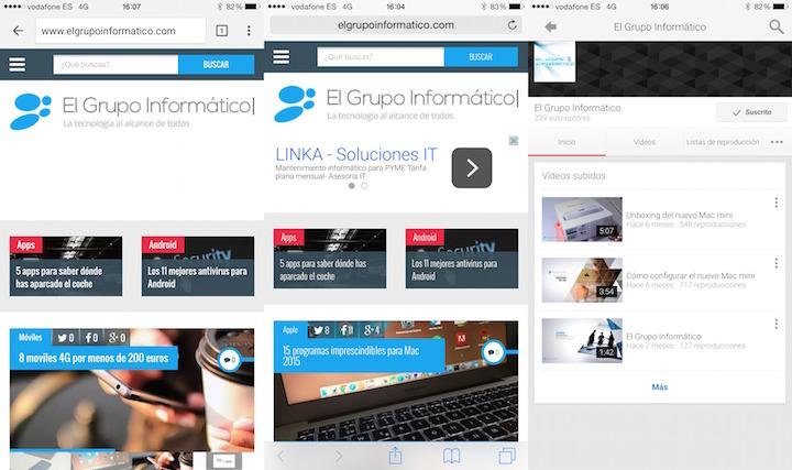 Imagen - Solución al consumo excesivo de datos en iPhone 6