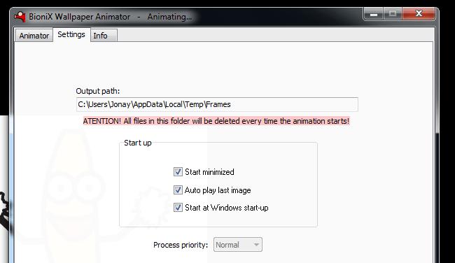 Imagen - Cómo poner un GIF como fondo de pantalla