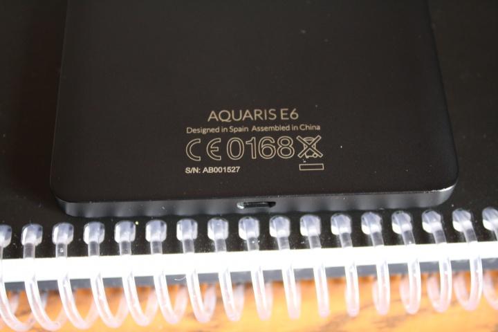 Imagen - Review: bq Aquaris E6, uno de los mejores phablets del mercado