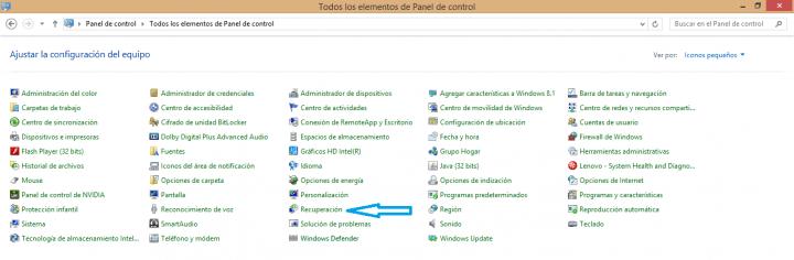 Imagen - Cómo restaurar el sistema Windows