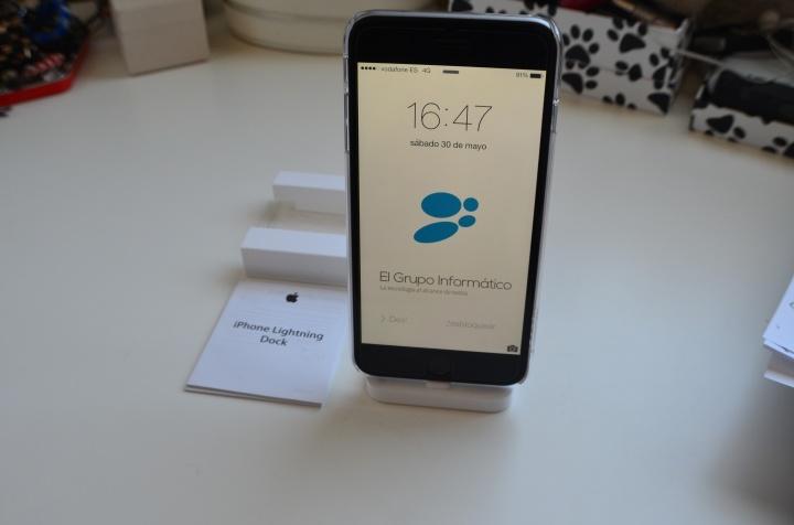 Imagen - Review: iPhone Lightning Dock