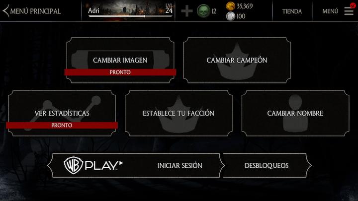 Imagen - Solución al error de login en Mortal Kombat X
