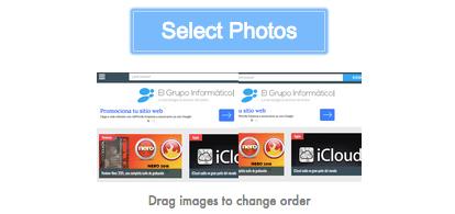 Imagen - Cómo unir varias fotos en una sola