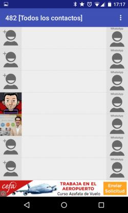 Imagen - Sincroniza las fotos de perfil de WhatsApp con tus contactos
