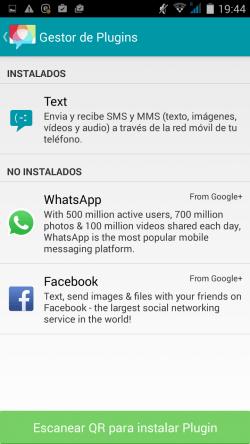 Imagen - Cómo tener dos cuentas de WhatsApp en el mismo móvil o en el tablet