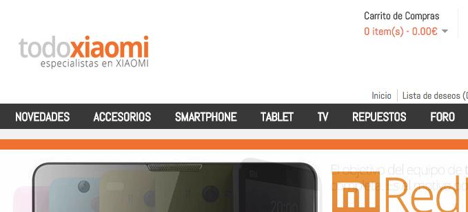 Imagen - Los mejores sitios para comprar productos Xiaomi desde España