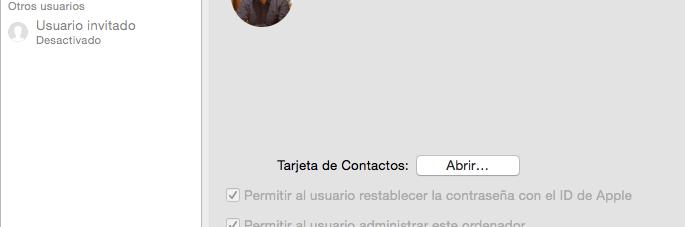 Imagen - Cómo activar el modo invitado en OS X Yosemite