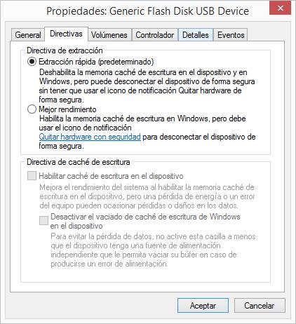 """Imagen - ¿Es necesario """"Quitar hardware de forma segura""""?"""