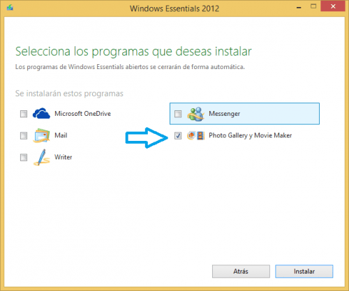 Imagen - Descarga Windows Movie Maker para Windows 8.1