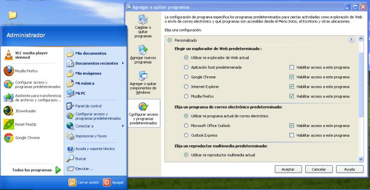 Imagen - Cómo cambiar el navegador por defecto