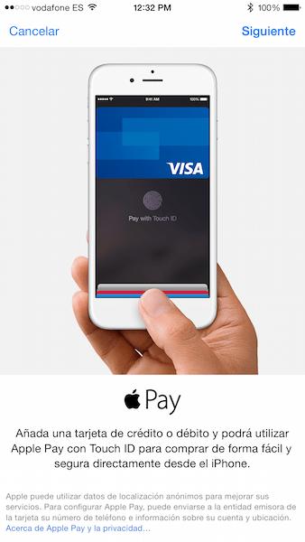 Imagen - Cómo usar Apple Pay en España