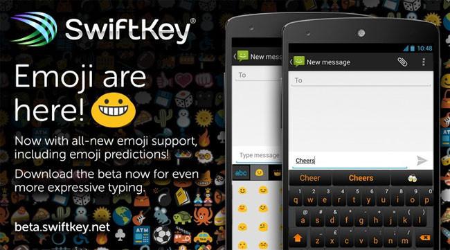 Imagen - Cómo activar la predicción de emojis en SwiftKey
