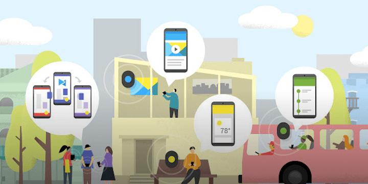 ¿Qué son los Google Beacons y los iBeacons?