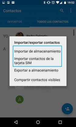 Imagen - Cómo hacer copia de seguridad automática de los contactos en Android