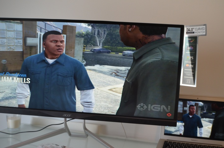 "Imagen - Review: Acer Predator XR341CK 34"" Curvo, un monitor increíble para gamers"