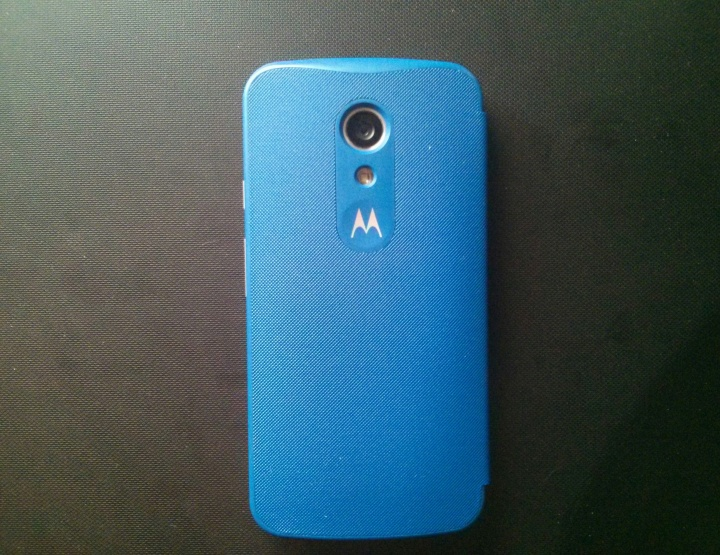 Imagen - Review: Funda Motorola Moto G 2014 Oficial Flip Shell