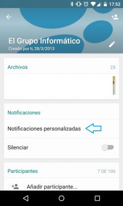 Imagen - Personaliza las notificaciones para cada contacto en WhatsApp