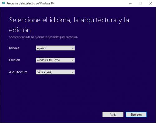 Imagen - Crear un pendrive de Windows 10 para formatear tras actualizar