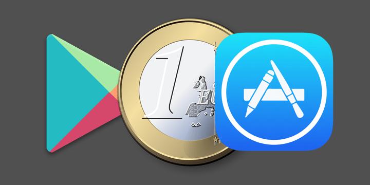 Por qué debemos pagar 1 euro por una aplicación