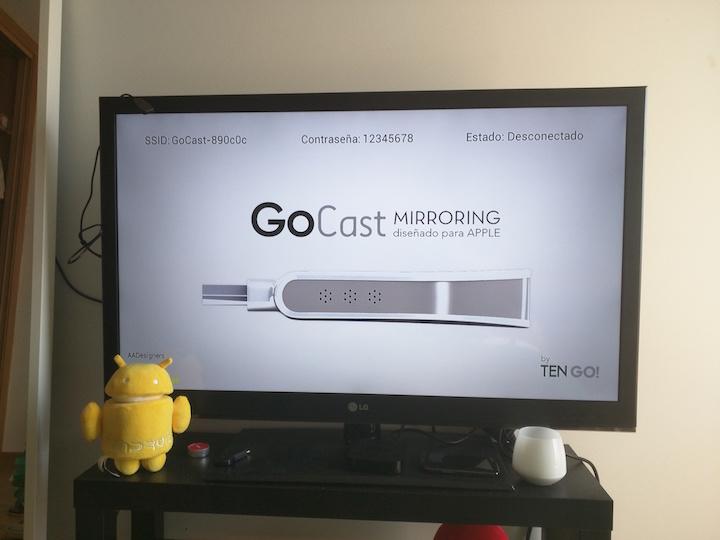 Imagen - Review: TenGO! GoCast Mirroring para Apple, un reproductor multimedia diferente