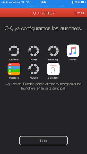 Imagen - Cómo añadir un Launcher a tu iPhone o iPad sin Jailbreak