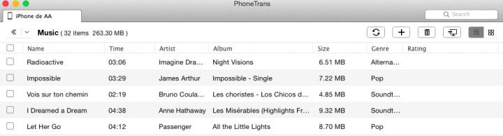 Imagen - Cómo pasar las canciones del iPhone al Mac