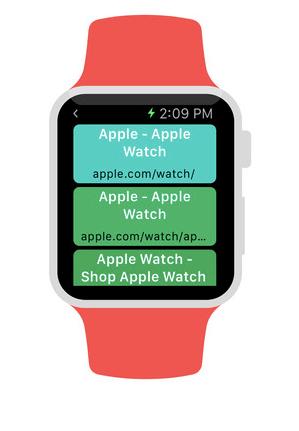 Imagen - Cómo añadir un navegador web a tu Apple Watch