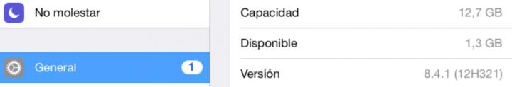 Imagen - Cómo actualizar iOS en el iPad o iPhone